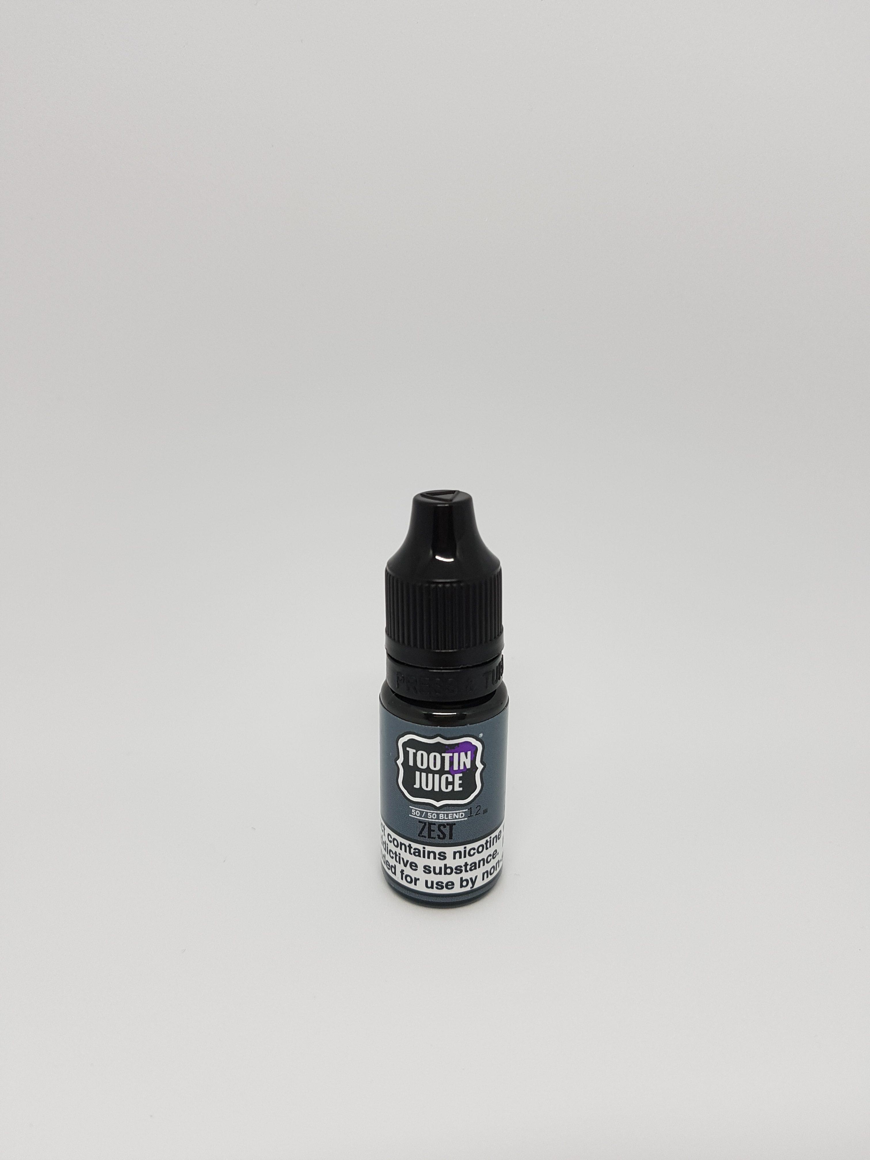 Tootin Juice Zest 5050 10ml Vape Locker Ltd